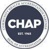 CHAP Seal of Accreditation logo